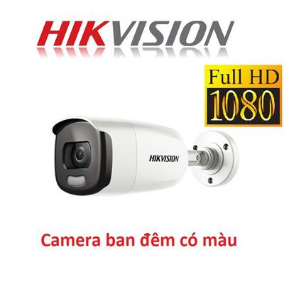Camera DS-2CE12DFT-F